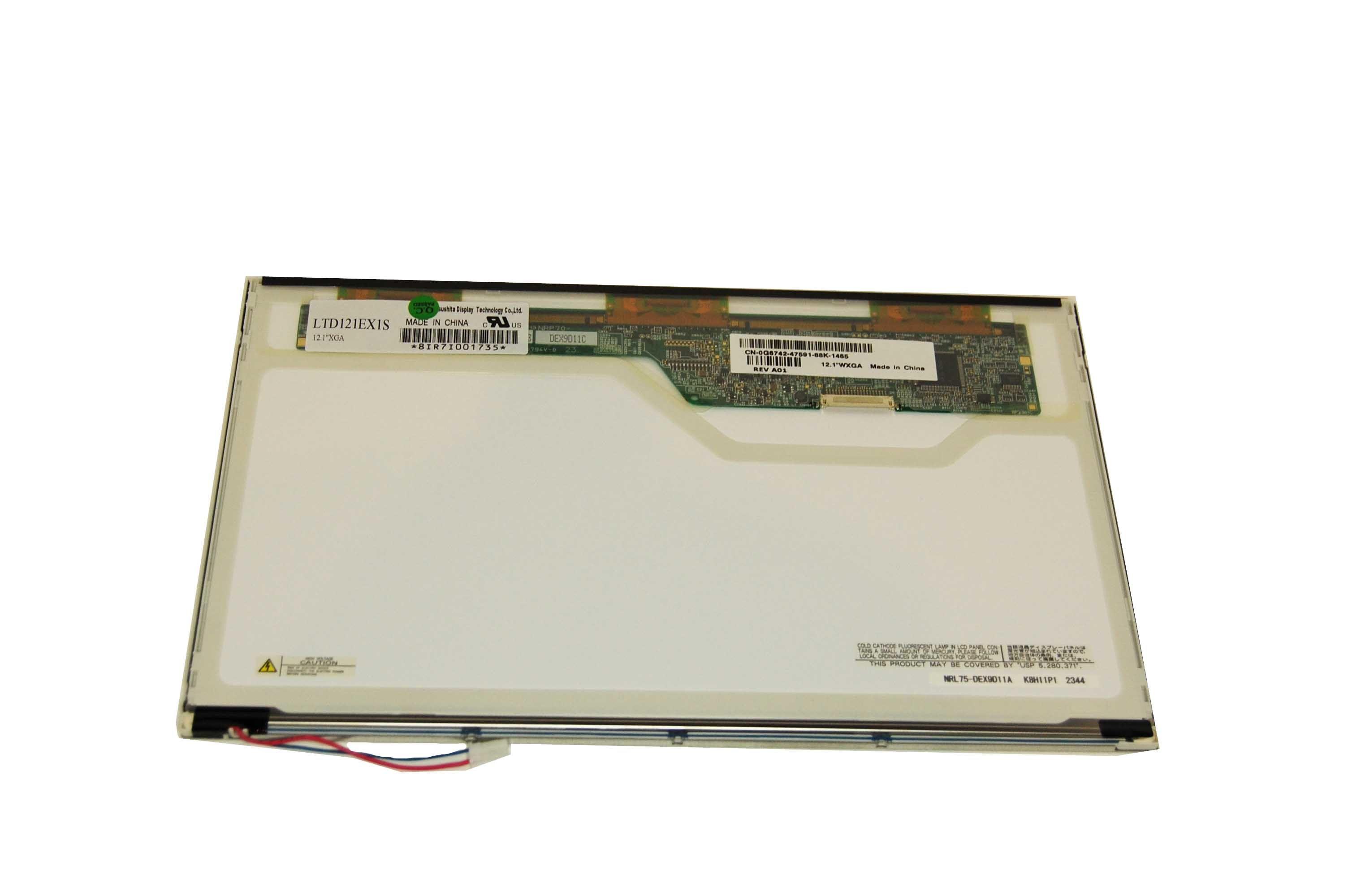 "Toshiba LTD121EX1S Display LCD 12,1"" 1280x800 CCFL glänzend"
