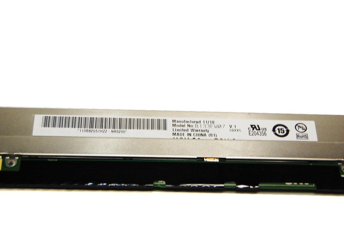 "AU-Optronics B133EW07 V.1 Display LCD 13,3"" 1280x800 LED glänzend"