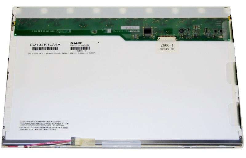 """Sharp LQ133K1LA4A Display LCD 13,3"""" 1280x800 CCFL glänzend"""