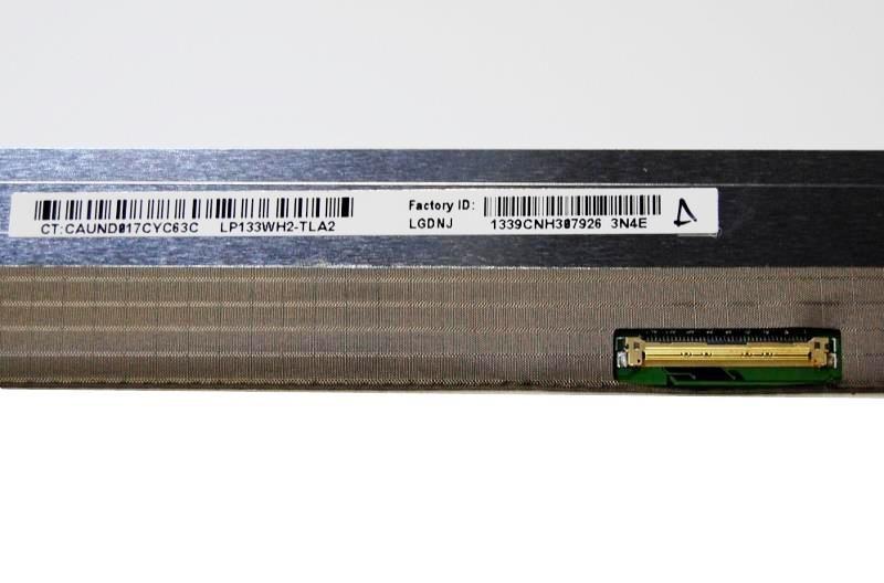 """LG-Philips LP133WH2 (TL) (A2) Display LCD 13,3"""" 1366x768 LED glänzend"""