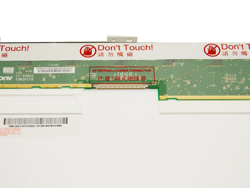 "AU-Optronics B154EW01 V.C Display LCD 15,4"" 1280x800 CCFL glänzend"