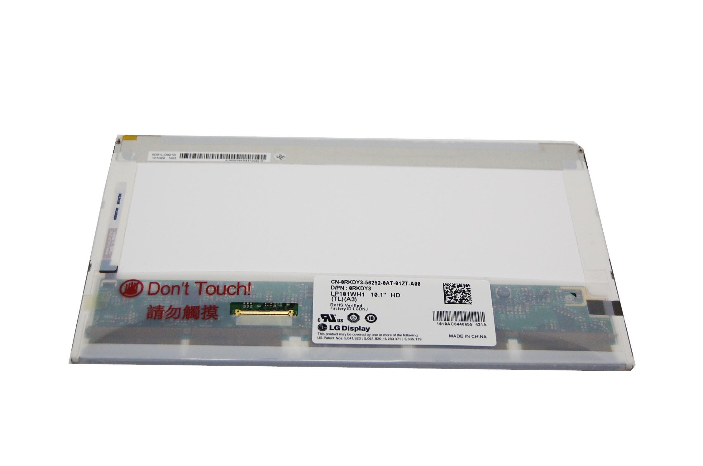 """LG LP101WH1 (TL) (A3) Display LCD 10,1"""" 1366x768 LED glänzend"""