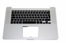 Tastatur + Topcase Handauflage (Alu Gehäuse)...
