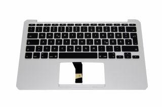 """Tastatur + Topcase Handauflage für Apple Macbook Air 11"""" A1370 deutsch 2010"""