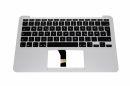 Tastatur + Topcase Handauflage für Apple Macbook Air...