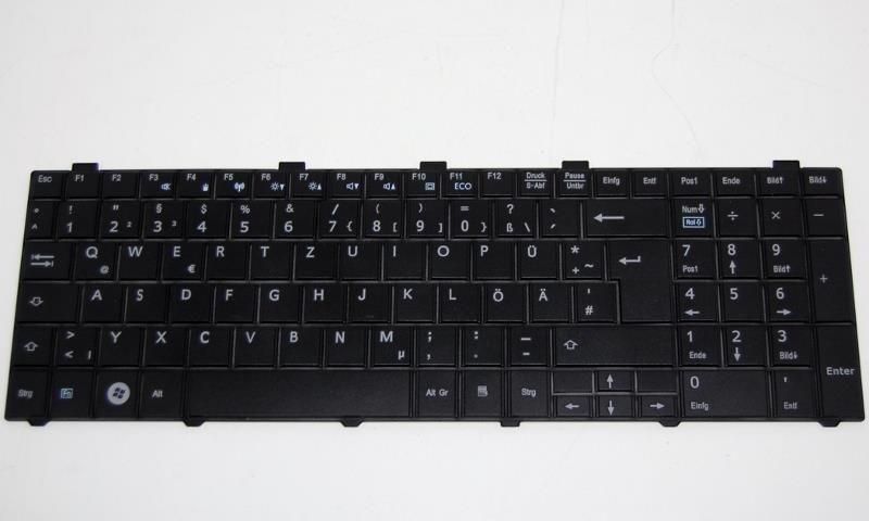 Tastatur für Fujitsu Siemens AH530