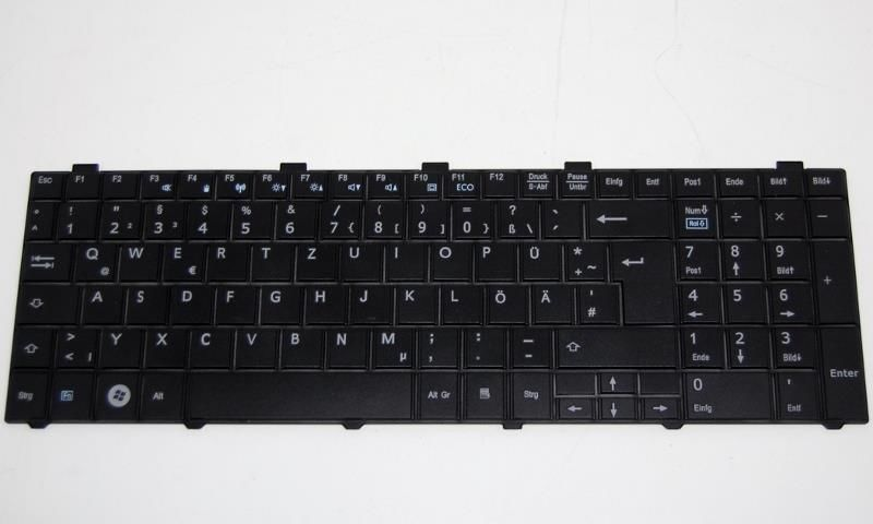 Tastatur für Fujitsu Siemens A531