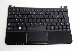 Tastatur Samsung NP-NC110-A1 NC110 HZ1 A01 HV1 NC110-HV1 Handauflage mit Touchpad deutsch QWERTZ