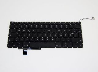 """Tastatur für Apple Macbook Pro 17"""" A1297 deutsch"""