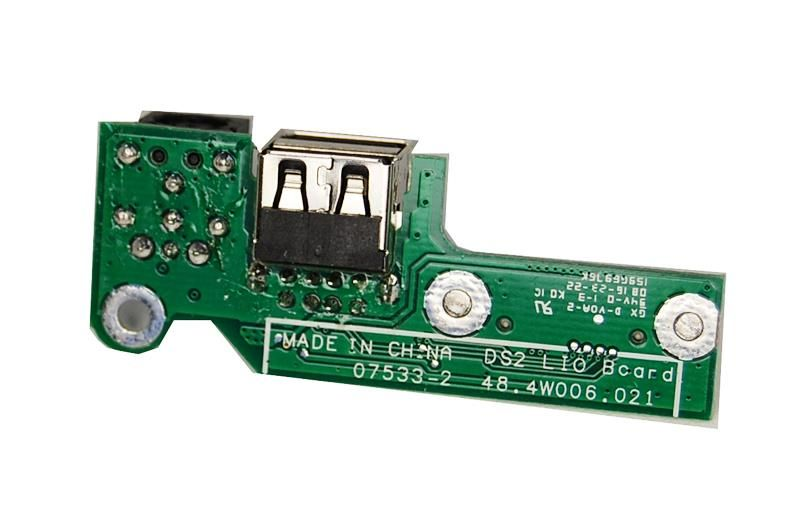 DELL Inspiron 1525 Power Board Platine Netzteilbuchse Netzbuchse DC Power Jack