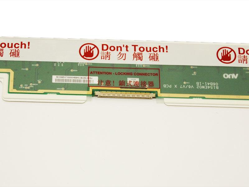 """AU-Optronics B154EW02 V.6 Display LCD 15,4"""" 1280x800 CCFL matt"""
