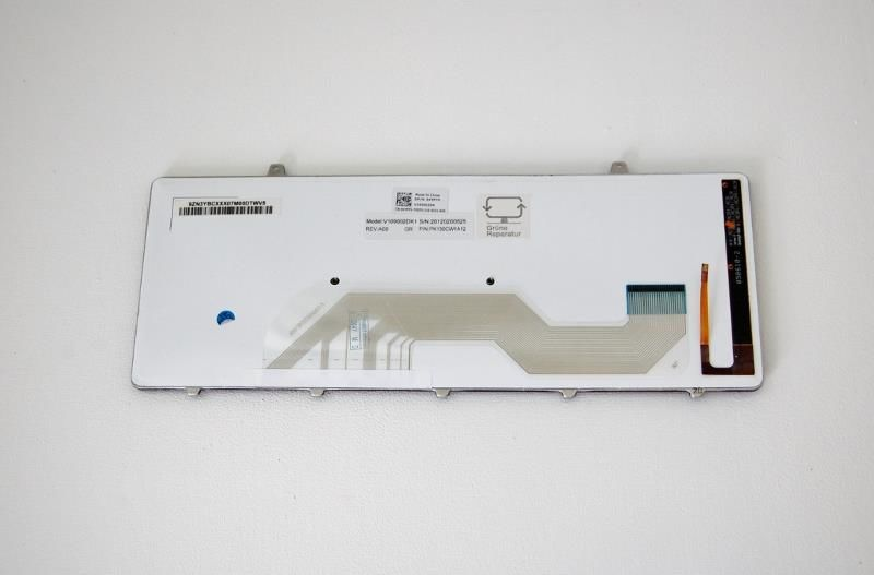 Tastatur Dell Alienware M11X R2 R3 M11X-R3 M11X-R2 Beleuchtet Backlit Keyboard