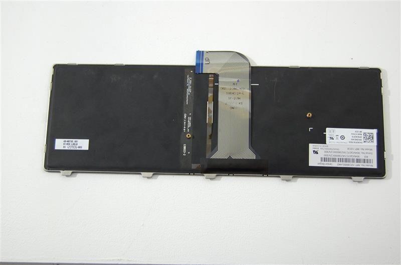 Tastatur für Dell Inspiron 15z-5523