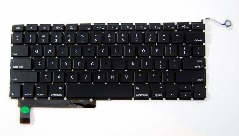 Tastatur für Apple Macbook Pro A1286 Tastatur Englisch QWERTY
