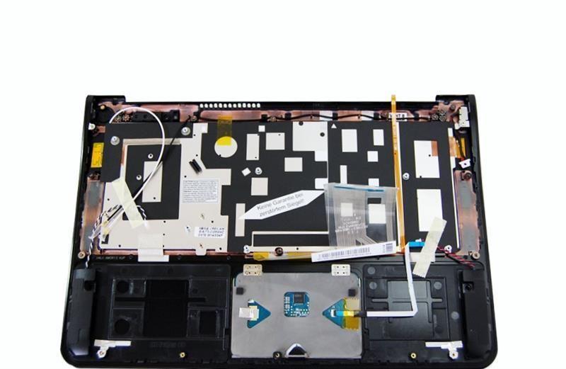 Tastatur mit Handauflage BA75-02899C deutsch