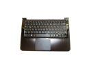Tastatur für Samsung Series 9 NP900X3A deutsch mit Handauflage