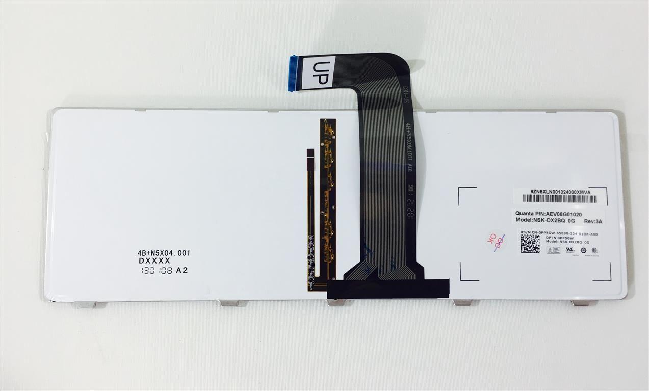 DE Tastatur DELL Inspiron N4110 M4110 N5040 N5050 M5050 Beleuchtung Backlit NEU