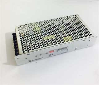 24V DC-Spannungs Wandler 100W Eingang 72V bis 144V MeanWell SD-100D-24