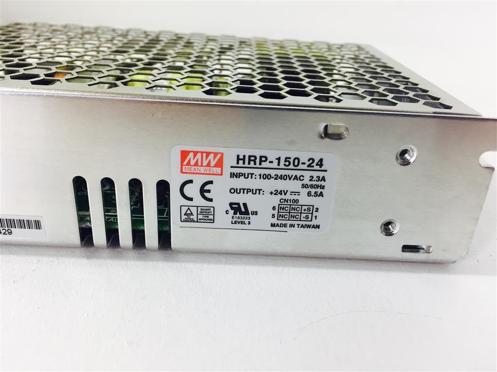 MeanWell HRP-150-24 Schaltnetzteil 24V/6,5A 156W
