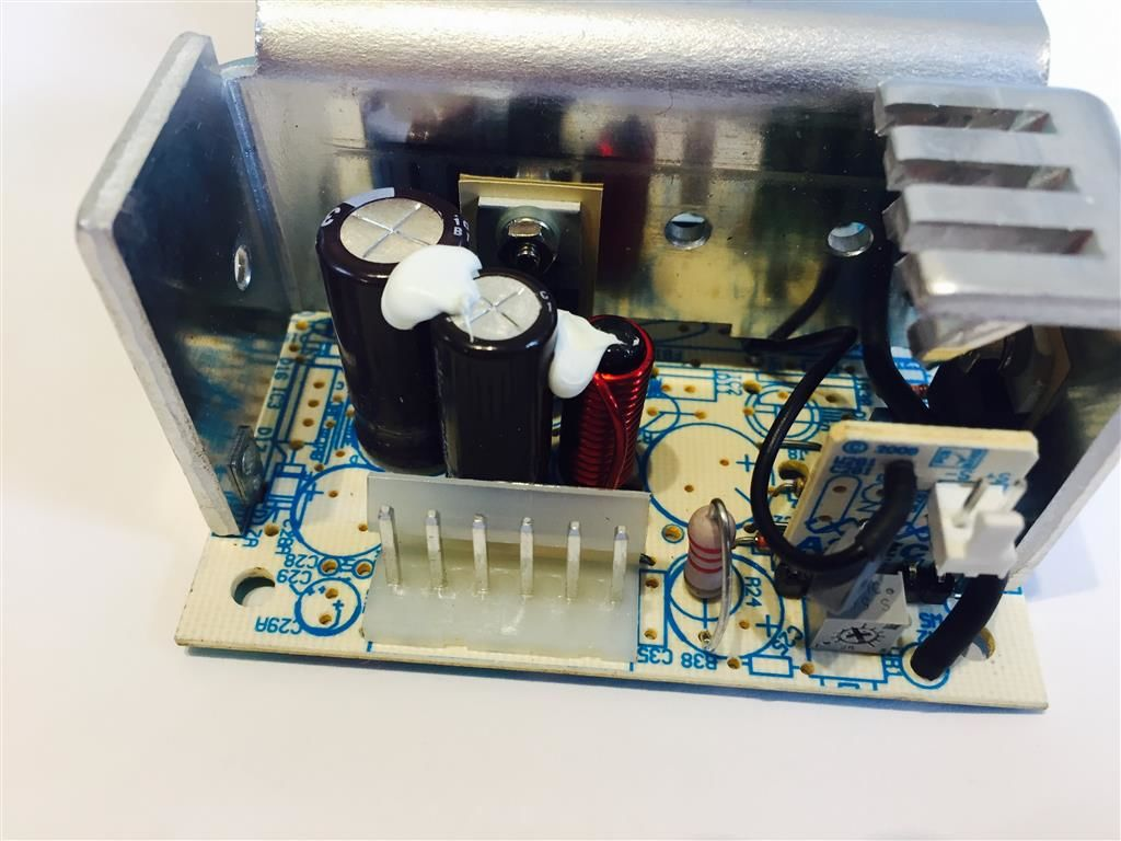 Schaltnetzteil open frame 48V/1,7A  Astec LPS68  Embedded Switch Mode Power Supply