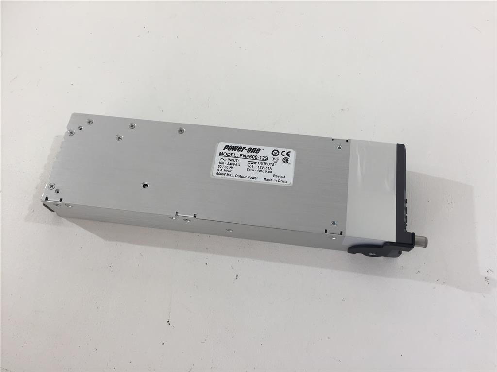 Power One FNP600-12G AC/DC Power Supply Schaltnetzteil Netzteil 12V 51A