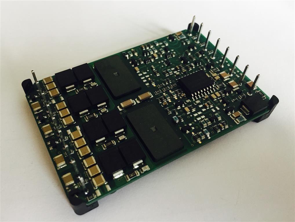 Bel Power Solutions 40IMX35D15D15-8IZ DC DC Wandler 3x 15V Output