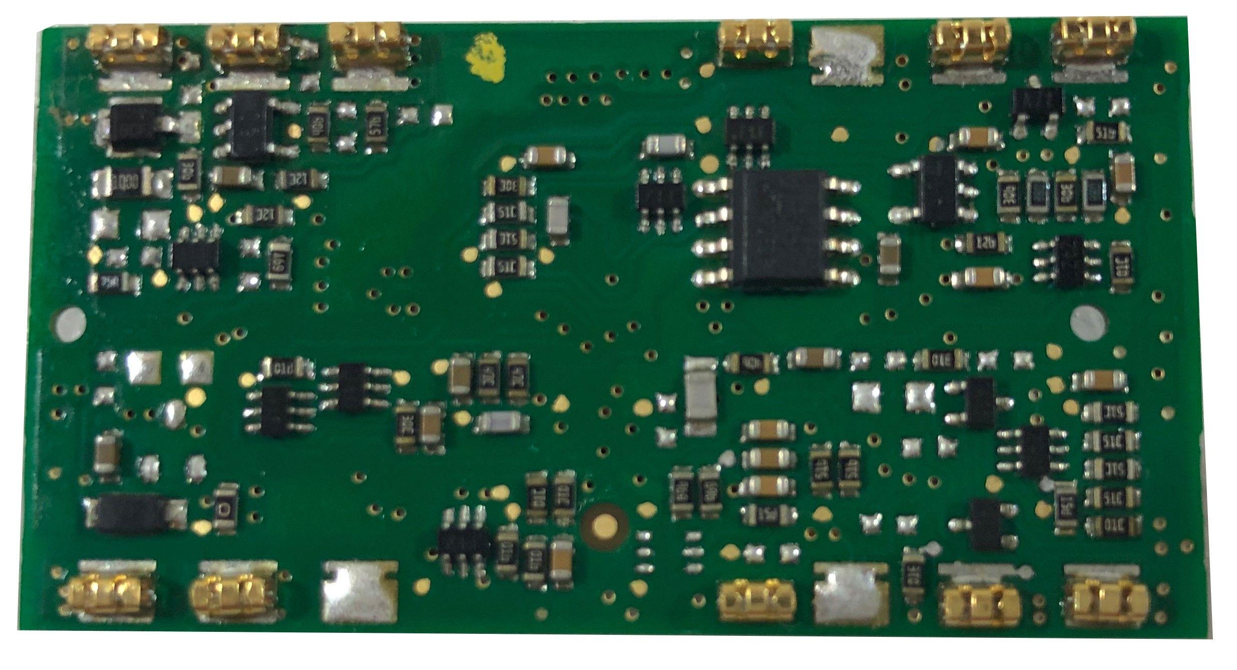 Artesyn DC/DC Wandler SXN15-48D3V3-2V5J 48V