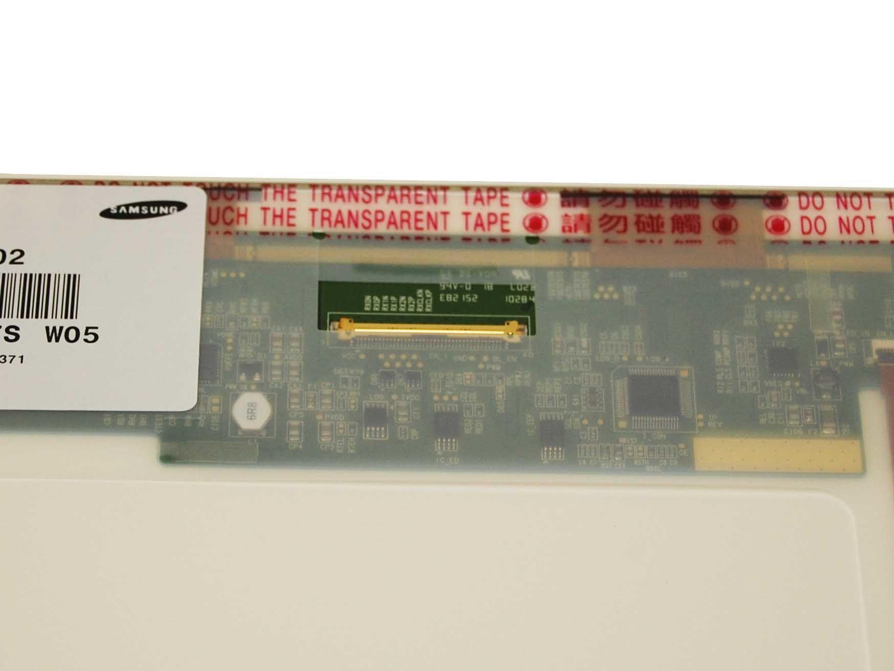 """Samsung LTN101NT02-W05 Display LCD 10,1"""" 1024x600 LED matt"""