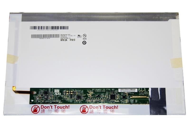 "AU-Optronics B116AW02 V.0 Display LCD 11,6"" 1024x600 LED glänzend"